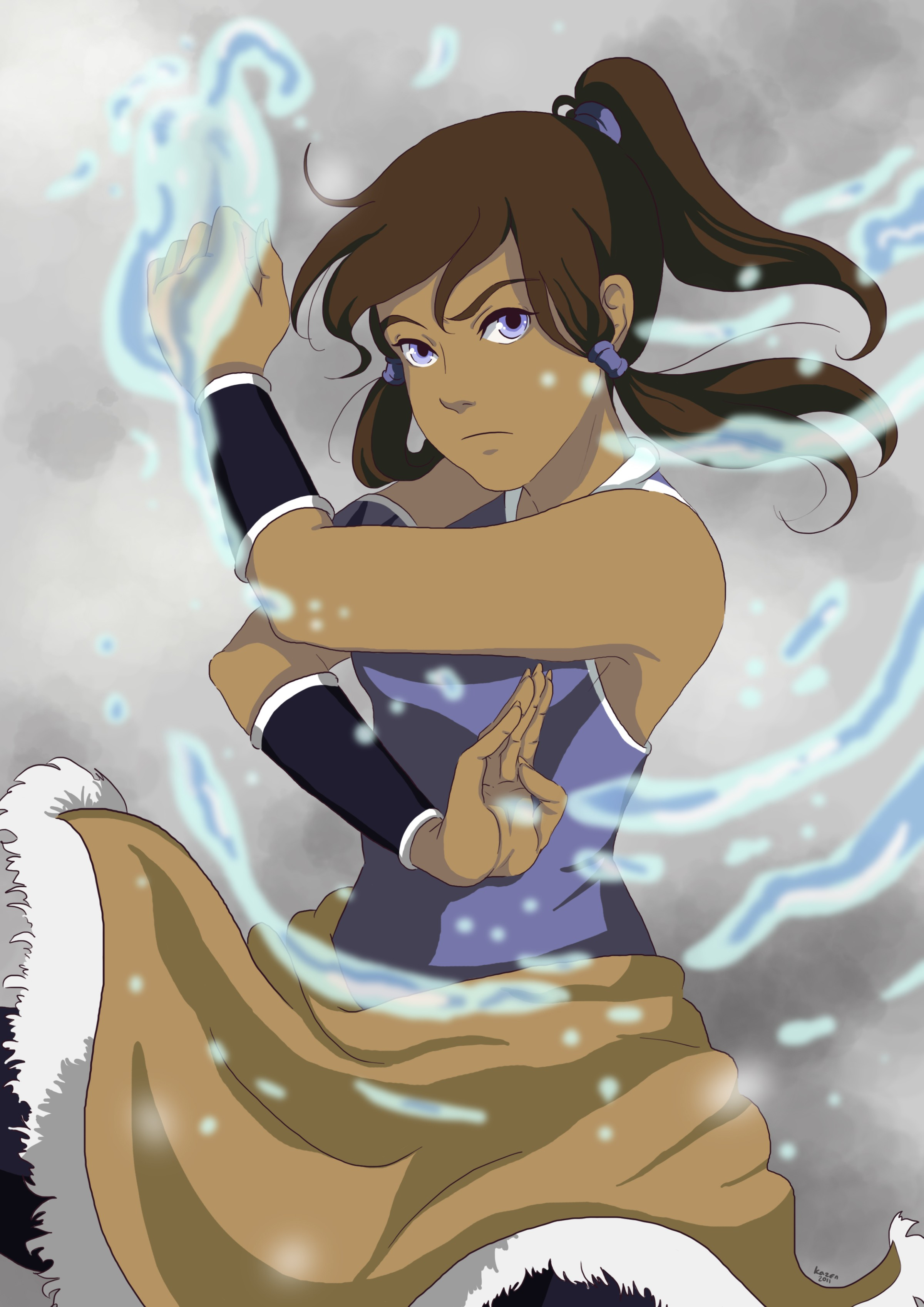 Аватар: Легенда о Корре / The Last Airbender: The Legend of Korra